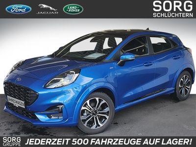 gebraucht Ford Puma 1.0 EcoB MHEV ST-Line*LED*PANORAMA*-35%