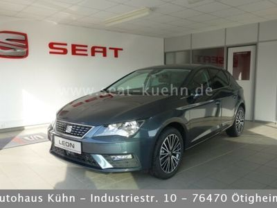 gebraucht Seat Leon 1.5 TSI XCELLENCE *Navi*Voll LED*SHZ*UVM