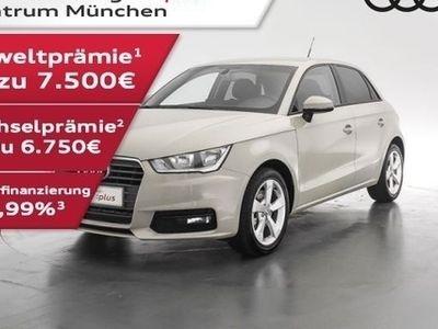 gebraucht Audi A1 Sportback Sport 1.4 TFSI S tronic NaviVorb/BOSE/SitzHzg/PDC