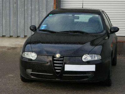 gebraucht Alfa Romeo 147 Distinctive*Klimaautomatik*Leder*Tempomat*