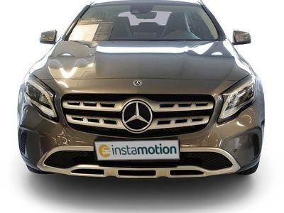gebraucht Mercedes GLA180 GLA 180Urban LED+NAVI+EASY-PACK+SITZHEIZUNG+PDC