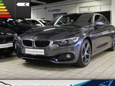 gebraucht BMW 440 i SP-Aut.SportLine Carbio HUD NaviPr LED 19''