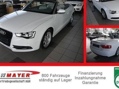 käytetty Audi A5 Cabriolet 2.0 TDI eAC, Leder, ALU, PDC, MFL, 1.Han