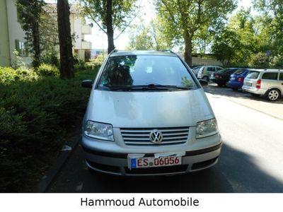 gebraucht VW Sharan Family