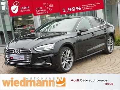 gebraucht Audi A5 Sportback line TDIS