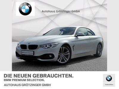 gebraucht BMW 420 d Cabrio Sport Line