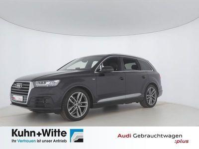 gebraucht Audi Q7 3.0 TDI quattro *2x S-Line,Standheizung,Matri