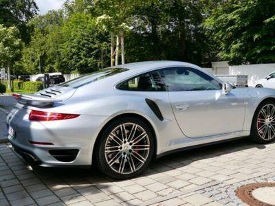 gebraucht Porsche 911 Turbo**deutsches Fahrzeug** Garantie*