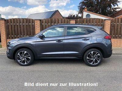 "gebraucht Hyundai Tucson 1.6 T-GDi Klimaauto 17"" PDC SITZH 7DCT Benzin, 1591 ccm, 130 kW"