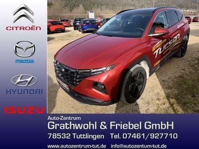 gebraucht Hyundai Tucson New DCT 4WD Trend*Krell+Assist+Pano+el.HK als SUV/Geländewagen/Pickup in Tuttlingen