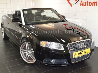 gebraucht Audi A4 Cabriolet 1.8 T S-Line Exclusive