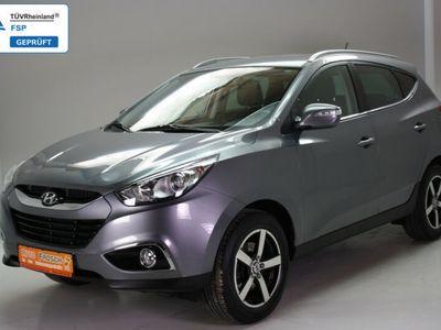 used Hyundai ix35 1.6 5 Star Edition Sitzhzg. * AHK * PDC *