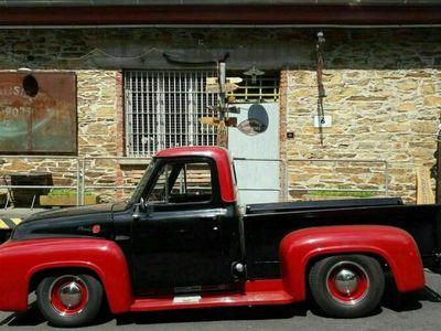 gebraucht Ford F100  pick up, 1955, v8 Automati...