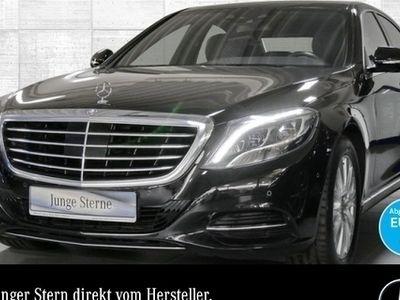gebraucht Mercedes S500L Fahrass 360° Airmat COMAND Distr+ ILS LED
