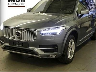 used Volvo XC90 D5 AWD Geartronic Inscription 7-Sitzer Navi LED