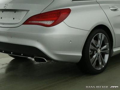 gebraucht Mercedes CLA200 Shooting Brake Urban Navi Pano Xeno AHK