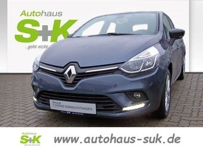 gebraucht Renault Clio LIMITED Deluxe TCe 120 * Klimaauto. * PDC * SHZ AB
