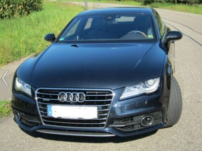 gebraucht Audi A7 3.0 TFSI quattro S tronic sport selection