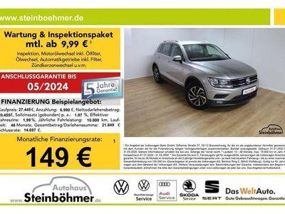 gebraucht VW Tiguan JOIN 1.5 TSI DSG NAVI ACC 5 J Garantie
