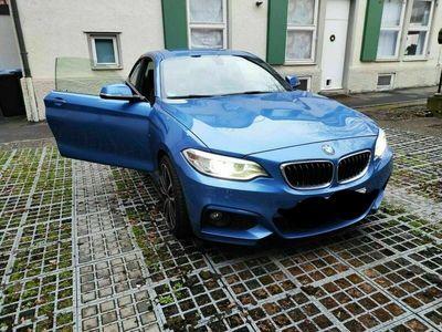 gebraucht BMW 228 i M Sport Coupé