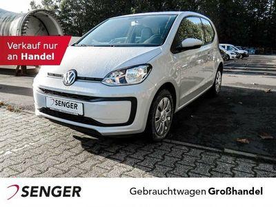 gebraucht VW up! up! move1.0 Klima Radio Isofix Euro 6 Fahrzeuge kaufen und verkaufen