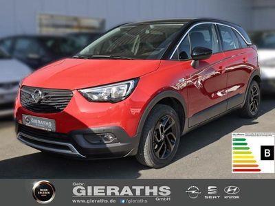gebraucht Opel Crossland X Klimaautomatik Navi Kamera