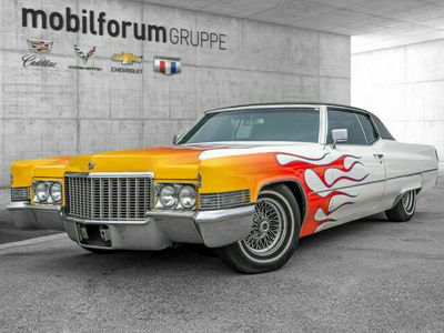 gebraucht Cadillac Deville Coupe Coupe Third Generation 472cui