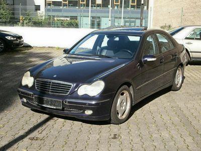 gebraucht Mercedes C320 C 320 C -Klasse Lim.LEDER AUTOMATIK