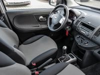 gebraucht Nissan Note 1.5 DCI visia Klima Radio CD MP3