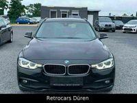 gebraucht BMW 316 d LED Navi Automatik Sportsitze
