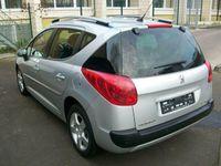 gebraucht Peugeot 207 1.6*Automatik*Klima*PDC*P-Dach*Tüv08/2021