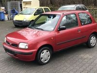▷ spare € 400: nissan micra 1.0 benzin 54 ps (1996) | gelsenkirchen
