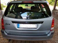 gebraucht Ford Focus Turnier, TÜV neu, Winterreifen