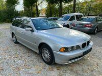 gebraucht BMW 520 i TOURING*AHK*NAVIGATION*SCHIEBEDACH
