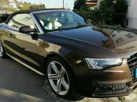 gebraucht Audi A5 Cabriolet 3.0 TFSI quattro S tronic