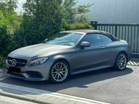 gebraucht Mercedes C63 AMG AMG Cabrio 7G-MCT