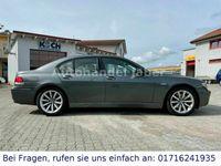 gebraucht BMW 740 i A Schiebedach Navi Xenon Leder Top