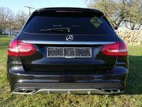 gebraucht Mercedes C450 AMG 4Matic T 7G-TRONIC