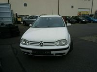 gebraucht VW Golf IV Variant Special
