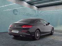 gebraucht Mercedes C300 C 300d AMG Coupé Pano.-Dach/Spur-P./Night/LED