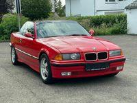 gebraucht BMW 320 Cabriolet CI Orginal Km 2.Hand Tüv 05.23 SHZ