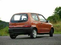 gebraucht Fiat Seicento TÜV 9/22 Anfängerauto/ Winterauto