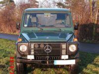 gebraucht Mercedes G230 E