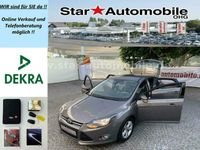 gebraucht Ford Focus Champions Edition 1,6-92 kW 16V Ti-VCT KAT