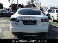 gebraucht Tesla Model S P85D Pano Suc free Doppellader 21Zoll als Limousine in Neustadt i.H.