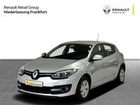 gebraucht Renault Mégane III Megane3 PARIS 1.5 DCI 5-T. Klima Tempomat Blu