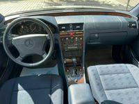 gebraucht Mercedes C180 Elegance, Automatik, SSD, 1. Hand