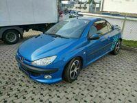 gebraucht Peugeot 206 CC Cabriolet