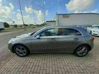 gebraucht Mercedes A180 d 7G-tronic+Navi+Burmester+Leder+Tempomat