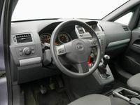 gebraucht Opel Zafira B 1.8 Klimaautomatik Licht-Paket Alu Fahrzeuge kaufen und verkaufen